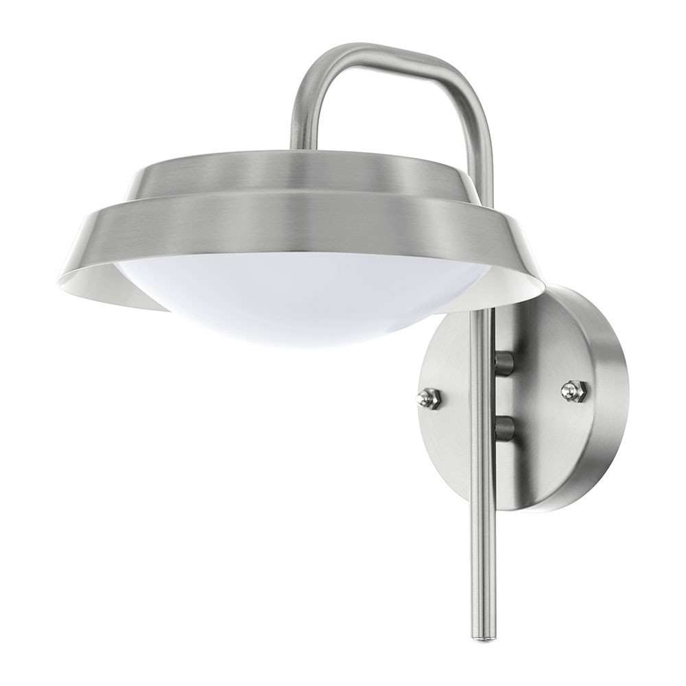 Eglo 94779 LED Edelstahl Aussen-Wandleuchte Bosaro 2 x 2,5W