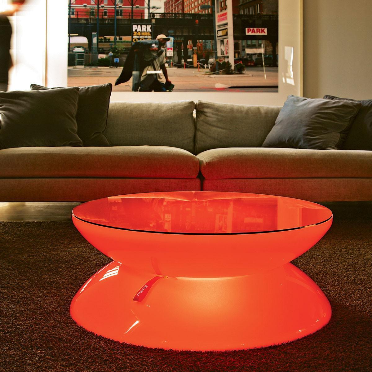 Moree lounge outdoor led tisch dekolampe aussen for Tisch design kreuch gmbh