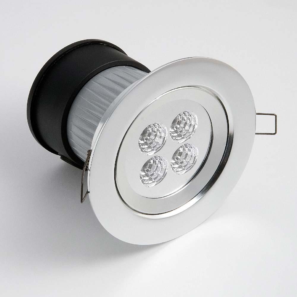 Konstsmide 7097-000 High High High Power LED Deckeneinbaustrahler 244d21