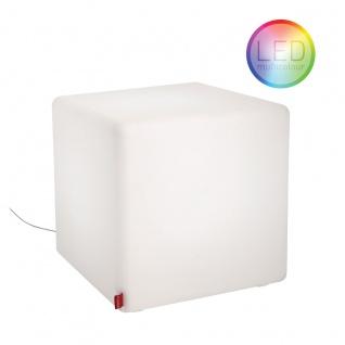 Moree Cube LED Sitzwürfel Sitzmöbel