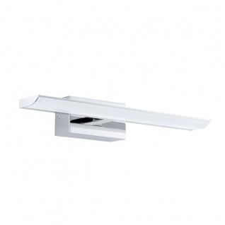 Eglo 94612 Tabiano LED Spiegelleuchte 2 x 32 W Stahl Chrom Kunststoff Weiss