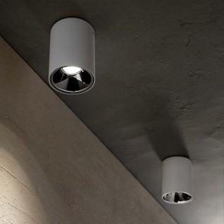Ideal Lux LED Deckenlampe Nitro 15W Rund Weiß 205977