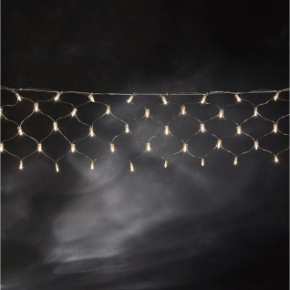 Microlight Lichternetz 160 klare Birnen 24V Außentrafo