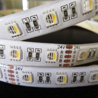 10m LED Strip-Set Ultra-Hell HighLumen IR-Controller+FB RGB Warmweiß - Vorschau 3