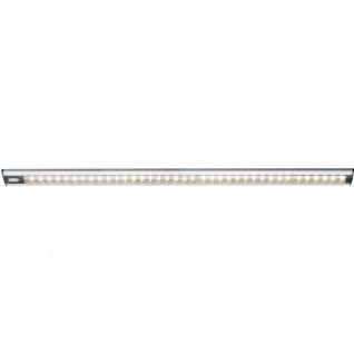 Paulmann Function TriX Schrankleuchte Touch 5, 7W LED Alu matt schwarz 230/12V Alu Kst