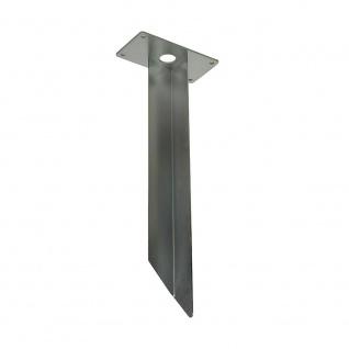 SLV Erdspiess für IPERI 50 Stahl verzinkt Länge 50cm inkl. Schrauben 231231