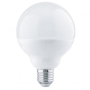 Eglo 11487 E27 LED Globe Ø 9cm 12W 1055lm Warmweiß LED Leuchtmittel