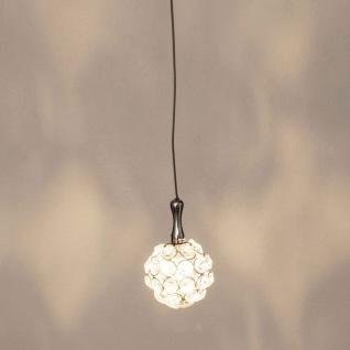 holl nder 255 k 1504 pendelleuchte kugel metall verchromt kristallglas silber klar kaufen bei. Black Bedroom Furniture Sets. Home Design Ideas