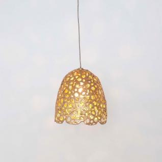 Holländer 300 K 1438 Pendelleuchte Lily Piccolo Eisen Gold