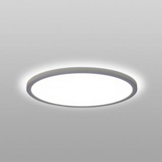 LED Deckenleuchte Board 29 Direkt & Indirekt 4000K Dimmbar per Schalter Weiß Deckenlampe Superflach