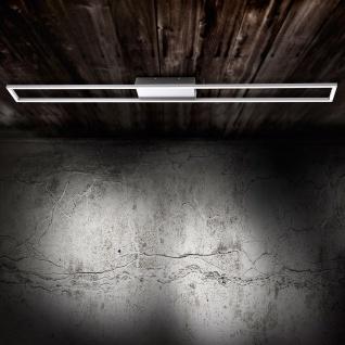 Paul Neuhaus 8085-55 Inigo LED Deckenleuchte dimmbar 2 x 19W + 2 x 1, 40W 3000K