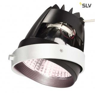 SLV COB LED Modul für Aixlight Pro Einbaurahmen Mattweiß 30° Ci665 SLV 115213