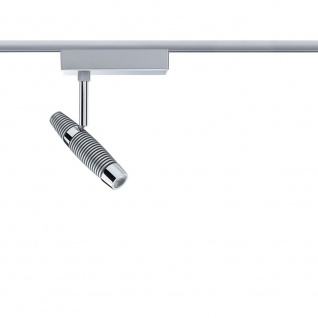 Paulmann URail System Light&Easy Spot Channel 1x10W Chrom matt/Chrom 230V Metall