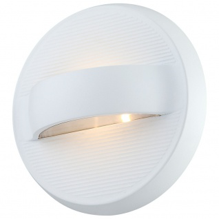 Globo 34269 Elara Aussenleuchte Aluminium Druckguß Weiß LED