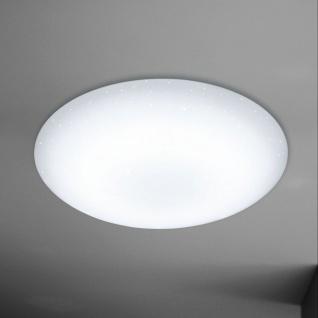 LeuchtenDirekt 14230-16 Starry LED-Deckenleuchte Ø 25cm Sternenhimmel Funkeleffekt - Vorschau 1