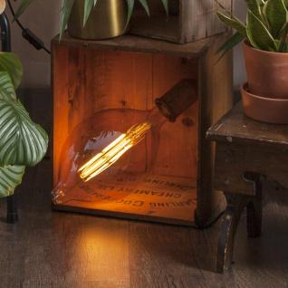 E27 Vintage LED 18cm Tropfen Dimmbar 650lm Extra Warmweiß - Vorschau 3