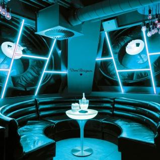 Moree Lounge M 75 LED Tisch mit Akku Dekorationslampe
