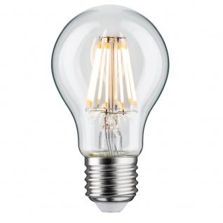 Paulmann 284.23 E27 LED Retro Glühbirne Dimmbar 806lm 7, 5W Warmweiß