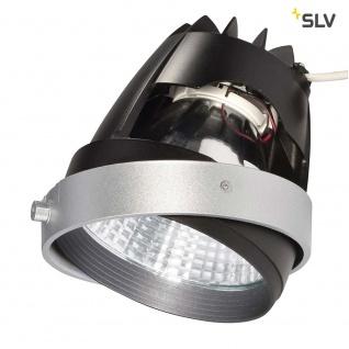 SLV COB LED Modul für Aixlight Pro Einbaurahmen Silbergrau 30° Cri90+ 4200K SLV 115233