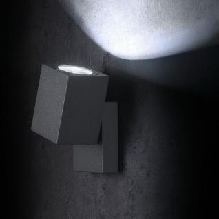 Licht-Trend 4104/1-57 Movimento LED-Außenwandleuchte 530lm Anthrazit