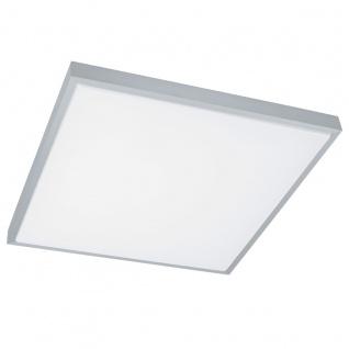 Idun 2 Design LED Wand- & Deckenleuchte alu-gebürstet Deckenlampe
