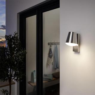 Connect LED Aussen-Wandleuchte 806lm IP44 Warmweiß