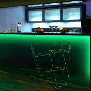 LeuchtenDirekt 81209-70 Teania LED Lichtstreifen 3 Meter + Fb. 16, 20W RGBK Transparent