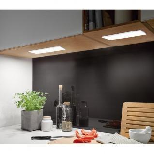 Paulmann Unterschrank-Panel LED Ace 7, 5W Weiß 10x30cm Basisset 70776