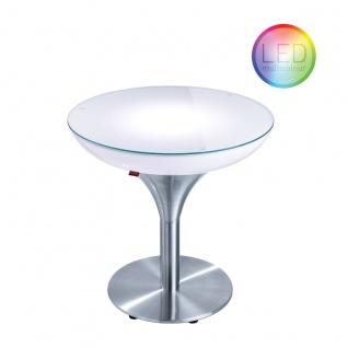 Moree Lounge M 55 LED Tisch Pro mit Akku Dekorationslampe