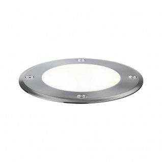 Paulmann LED Plug & Shine Boden-Einbaulampe IP67 24V 609lm 3000K 93907