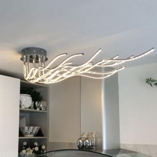 Licht-Trend Sculli Design LED-Deckenleuchte mit Metallarmen LED Deckenlampe