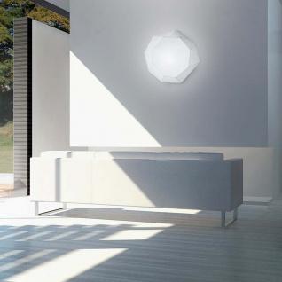 Panzeri P04101.055.0000 Viki Deckenlampe Cocoon Ø 55cm Designerleuchte Weiss