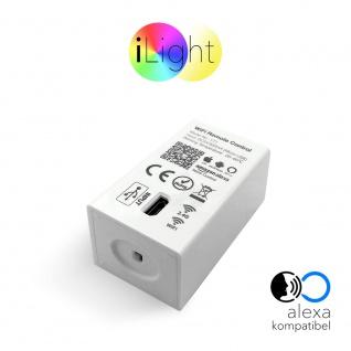 s.LUCE iLight LED WiFi-Box Alexa Kompatibel zur Steuerung per Smartphone & Tablet Wifi-Controller