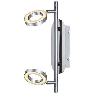 Globo 56107-2 Orell LED-Strahler Chrom 2xLED