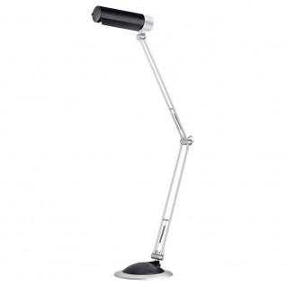 Wofi Corby E27 Tischleuchte Schwarz Tischlampe