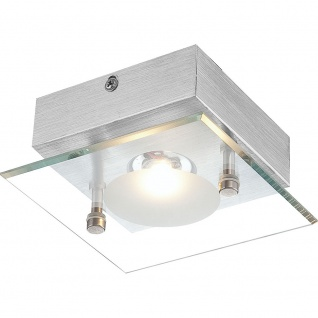 Globo 49200-1 Berto Wandleuchte Aluminium LED