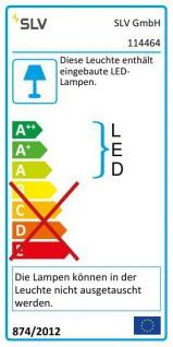SLV OUT 65 LED DL Round Set Downlight Silbergrau 9W 38° 3000K inkl. Treiber 114464 - Vorschau 3
