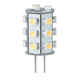 Paulmann LED NV-Stiftsockel rundum 1W G4 Warmweiß 28091