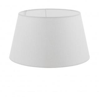 Eglo 49654 1+1 Vintage Lampenschirm Ø 40/30cm Naturweiss