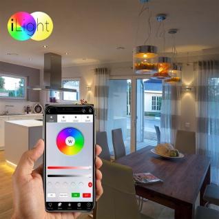 iLight E27 LED Glühbirne 6 W RGB+CCT Farbwechsel Wifi Steuerung iPhone iPad LED-Lampe - Vorschau 2