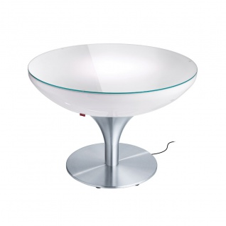 Moree Lounge Table Outdoor Tisch 55cm Dekolampe Aussen