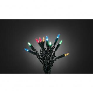 LED Minilichterkette One String 50 bunte Dioden für Innen