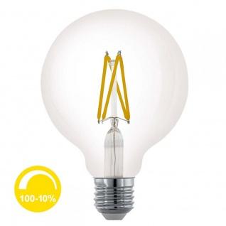 E27 LED Retro Ø 9, 5cm Dimmbar 6W, 806lm Warmweiß