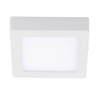 Eglo 94074 Fueva 1 LED Aufbauleuchte Weiß