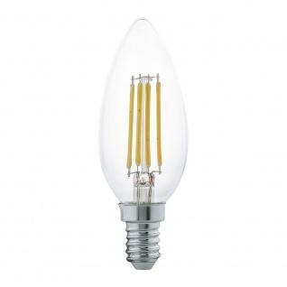 Eglo 11496 E14 LED Kerze 4W 350lm Warmweiß LED Leuchtmittel