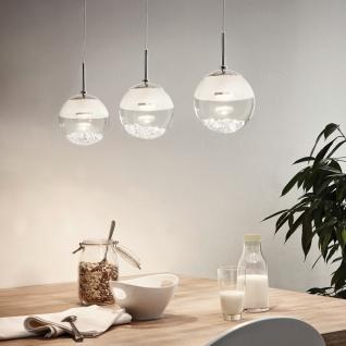 Licht-Trend Verona LED-Pendelleuchte für individuelle Befüllung Eventbeleuchtung