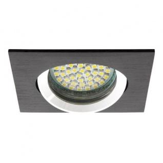 s.LUCE Prim Einbaustrahler schwenkbar Einbaulampe Einbauleuchte Schwarz-matt