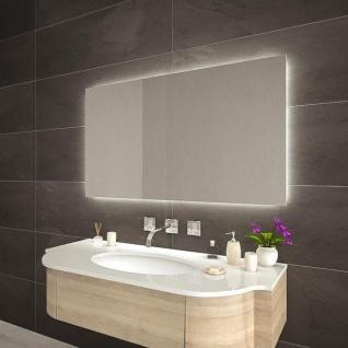 LED Bad Spiegel Nevada L 100 x 60cm mit Hintergrundbeleuchtung - Vorschau 4