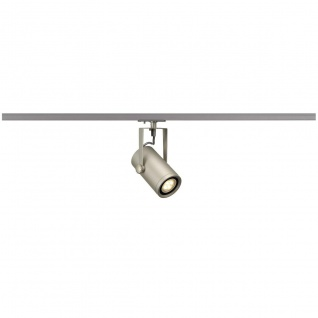 SLV 143824 EuroSpot Integrated LED Silbergrau 13W 3000K 24° inkl. 1P.-Adapter