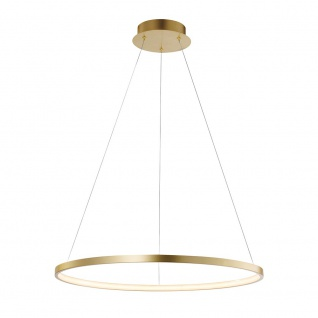 LED Ring-Hängelampe Circle Ø 60cm